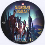 Guardians of the Galaxy (2014) Custom Label