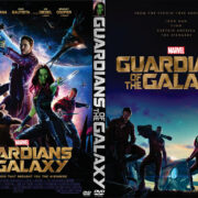 Guardians of the Galaxy (2014) Custom DVD Cover