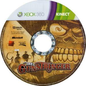 Gunstringer PAL Disc