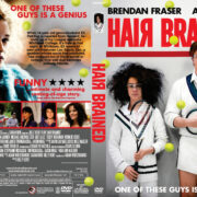 HairBrained (2013) R1 Custom DVD Cover