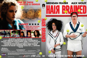 HairBrained dvd cover