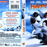 Happy Feet (2007) Blu-Ray