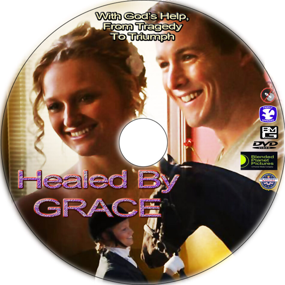Healed by Grace cd cover