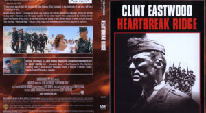 Heartbreak Ridge - R1 dvd cover