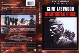 Heartbreak Ridge - R1 dvd cover