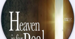 heaven is for real dvd label
