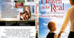 Heaven Is for Real dvd cover