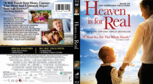 Heaven Is for Real blu-ray dvd cover