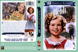Heidi dvd cover