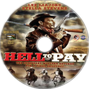 Hell to Pay dvd label