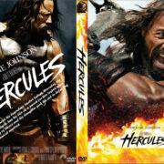 Hercules (2014) Custom DVD Cover