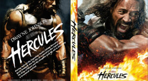 Hercules dvd cover