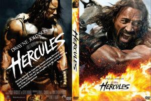 Hercules dvd cover