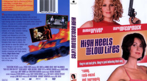 High Heels and Low Lifes dvd cover