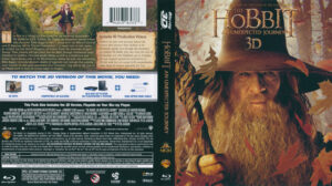 Hobbit, The (Blu-ray) dvd cover