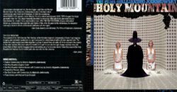 The Holy Mountain dvd cover