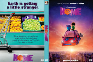 home dvd cpver