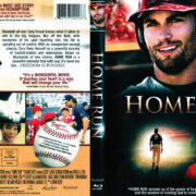 Home Run (2013) R1 Blu-Ray DVD Cover