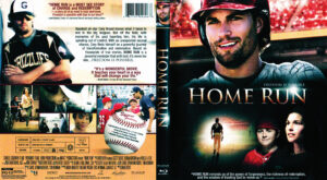 Home Run blu-ray dvd cover
