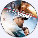Homefront (2013) Custom DVD Label
