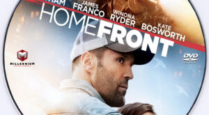 homefront dvd label