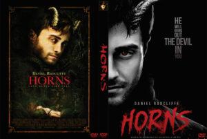 Horns dvd cover