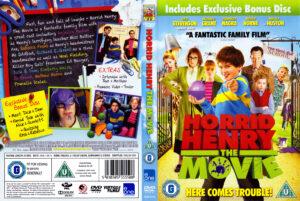 Horrid Henry (2011) R2 Cover