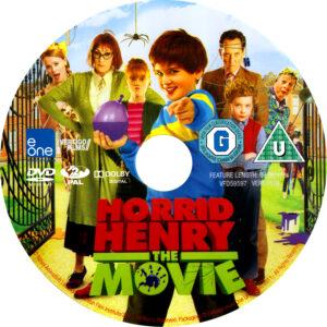 Horrid Henry (2011) R2 D1
