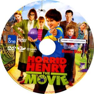 Horrid Henry (2011) R2 D2