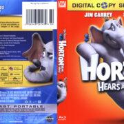 Horton Hears A Who! (2008) Blu-Ray