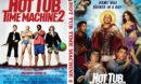Hot Tub Time Machine 2 (2015) Custom DVD Cover