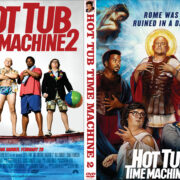 Hot Tub Time Machine 2 (2015) Custom DVD Cover