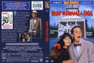 How to Frame a Figg - R1 dvd cover