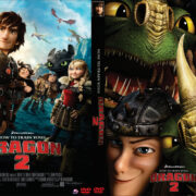 How to Train Your Dragon 2 (2014) Custom DVD Cover