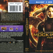 The Hunger Games: Mockingjay Part 1 (2015) Blu-Ray