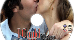 I Could Never Be Your Woman dvd label