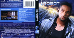 I, Robot (Blu-ray) dvd cover