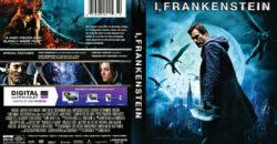 I, Frankenstein dvd cover