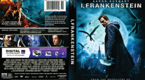 I, Frankenstein dvd cover