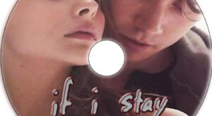 if i stay dvd label
