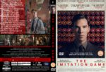 The Imitation Game (2014) R2 CUSTOM DVD Cover