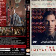 The Imitation Game (2014) R2 CUSTOM DVD Cover