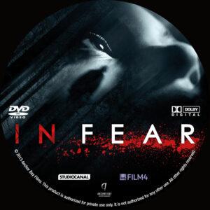 In Fear dvd label