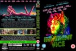 Inherent Vice (2014) R2 CUSTOM DVD Covers
