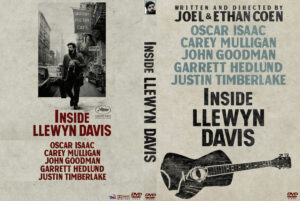 Inside Llewyn Davis dvd cover