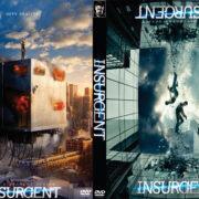 Insurgent (2015) R0 Custom DVD Cover