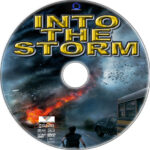 Into The Storm (2014) R1 Custom Label