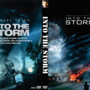 Into the Storm (2014) Custom DVD Cover