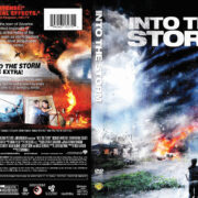 Into the Storm (2014) R1 DVD Cover
