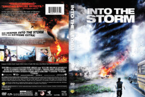 Into the Storm dvd cover